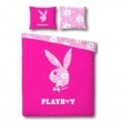 Bettwäsche Playboy Hawaii-Pink