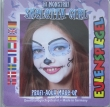 Motiv-Set Halloween, Skeletta Girl, 4 Farben Mix